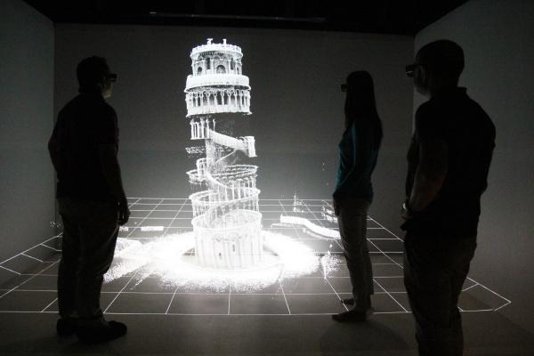 Wnętrze krzywej wieży w Pizie zeskanowane w 3D!-1