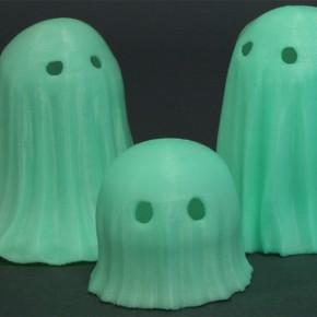 Nowy świecący w ciemności filament od MakerBot
