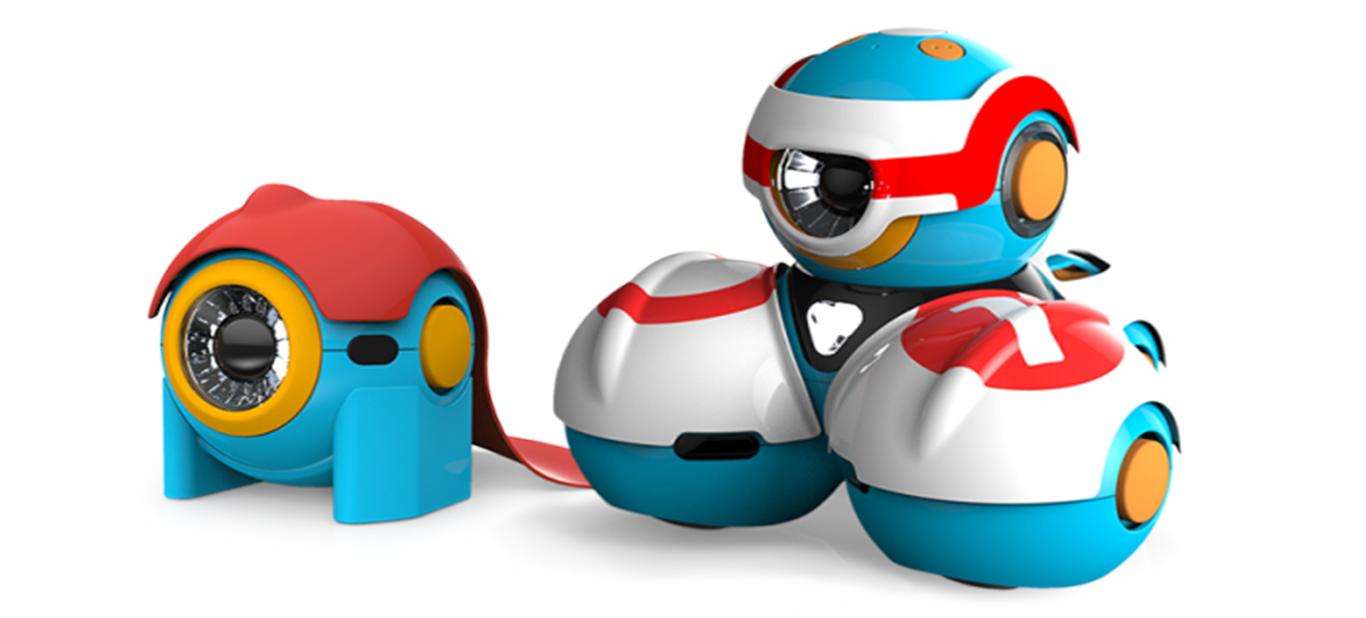 Drukowane roboty uczą dzieci programowania