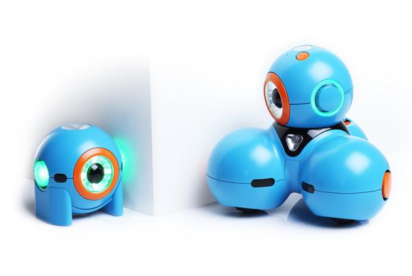Drukowane roboty uczą dzieci programowania1