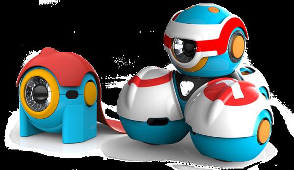 Drukowane roboty uczą dzieci programowania3