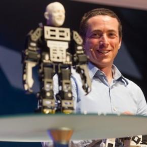 Fonzie – tańczący wydrukowany robot
