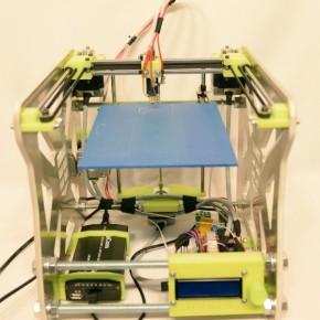 MARK34 - tania, Polska drukarka 3D Open Source