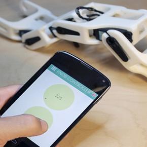 Moti czyli inteligentny napęd sterowany smartphonem