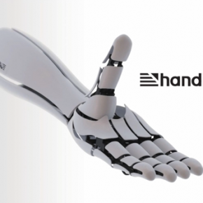 Handie - drukowana proteza sterowana smartfonem