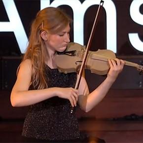 Porównanie dźwięku wydrukowanych i klasycznych skrzypiec
