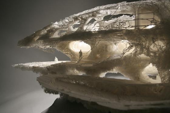 Druk 3D w architekturze  - 5 innowacyjnych projektów, ze świata i … kosmosu