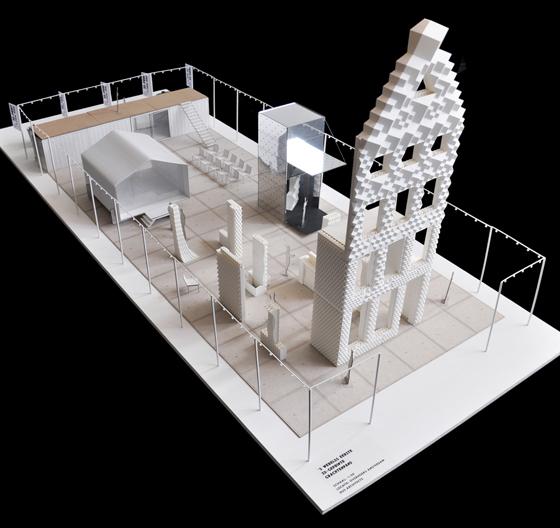 Druk 3D w architekturze  - 5 innowacyjnych projektów, ze świata i … kosmosu10