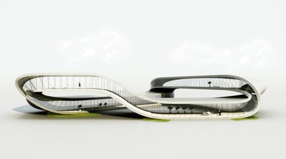 Druk 3D w architekturze  - 5 innowacyjnych projektów, ze świata i … kosmosu2