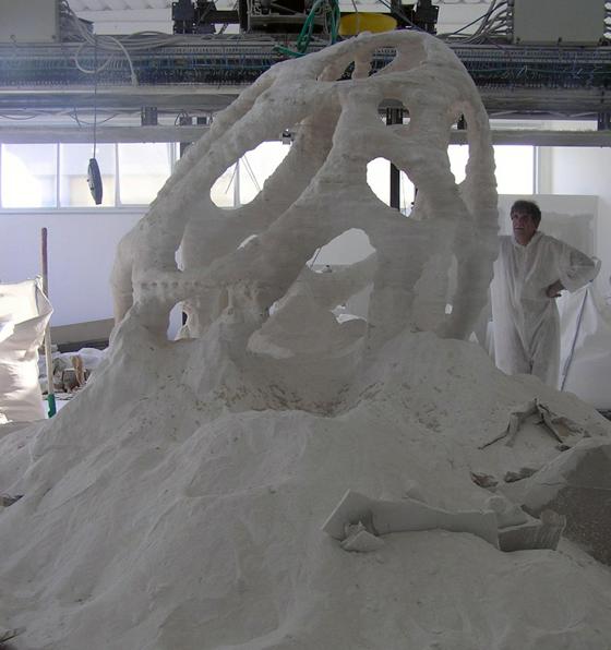 Druk 3D w architekturze  - 5 innowacyjnych projektów, ze świata i … kosmosu3