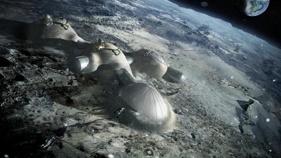Druk 3D w architekturze  - 5 innowacyjnych projektów, ze świata i … kosmosu6