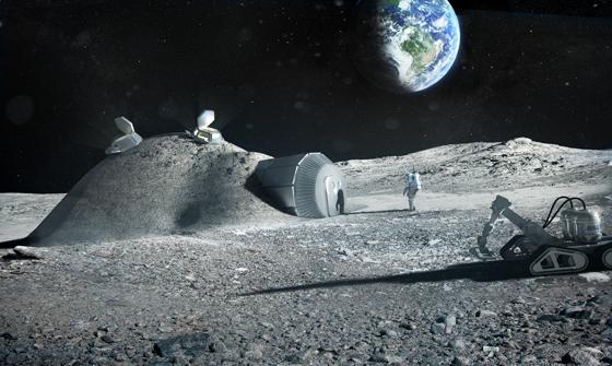 Druk 3D w architekturze  - 5 innowacyjnych projektów, ze świata i … kosmosu7