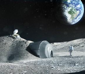 Druk 3D w architekturze - 5 projektów ze świata i …kosmosu