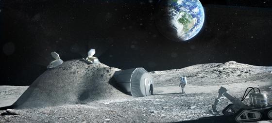 Druk 3D w architekturze – 5 projektów ze świata i …kosmosu