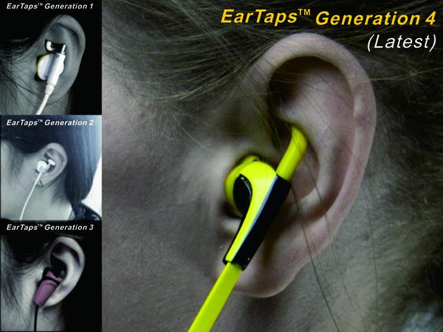 EarTaps – idealne słuchawki dla aktywnych