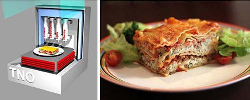 Zaprojektuj własny kształt makaronu w restauracji-