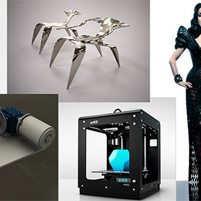 Podsumowanie najchętniej czytanych artykułów o druku 3D w 2013