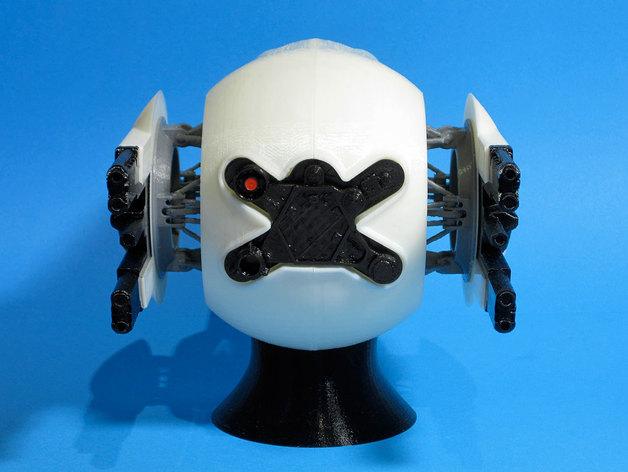 Dron z filmu Oblivion dostępny na Thingiverse1