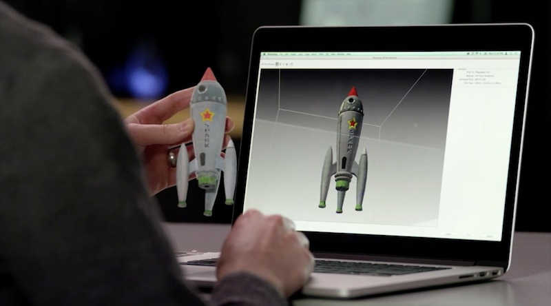Photoshop zintegrowany z drukiem 3D-1