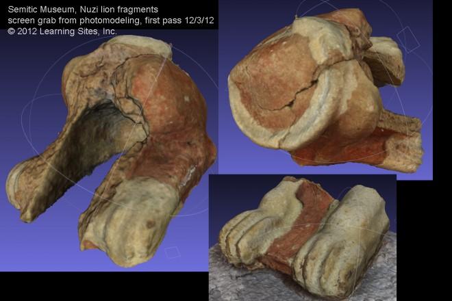 Zastosowanie druku 3D w archeologii7