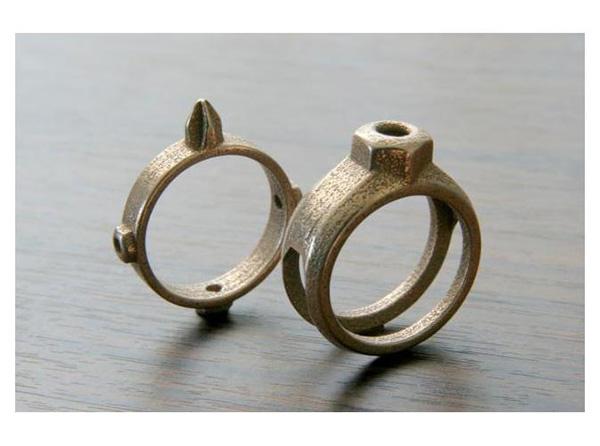 Zestawienie najciekawszych projektów biżuterii od Shapeways13