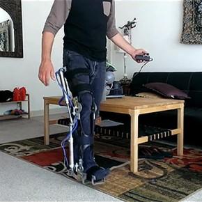 Bioniczne nogi - pomoc przy rehabilitacji