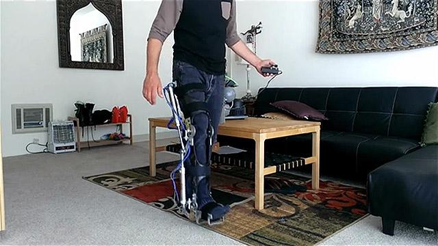 Bioniczne nogi – pomoc przy rehabilitacji