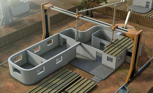 dom z drukarki 3D-1