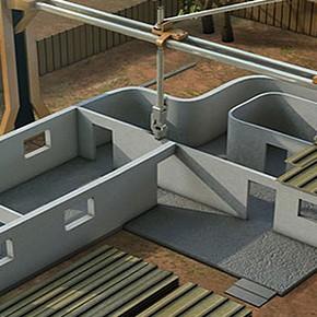 Contour Crafting - budowa domu w 24 godziny