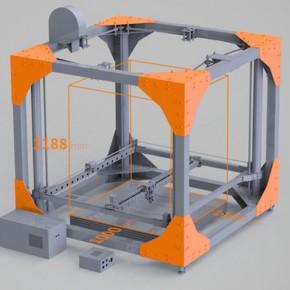 Dzięki drukarce 3D BigRep ONE wydrukujesz meble