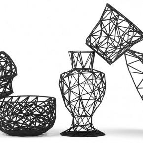 Kolekcja Dark Side, czyli drukowane 3D naczynia