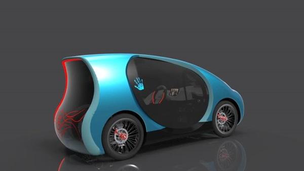 Druk 3D w Shell Eco-Marathon 2014-1