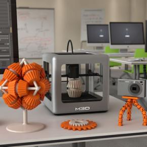 Drukarka Micro 3D w niespotykanie niskiej cenie