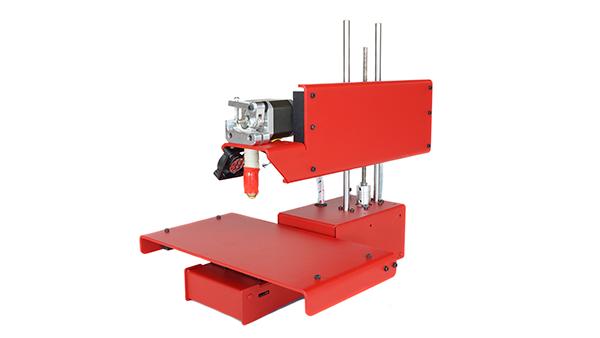 Metalowa drukarka 3D od Printbot1