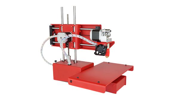 Metalowa drukarka 3D od Printbot4