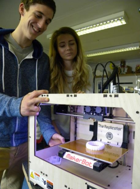 Nauka o technologii druku 3D jako obowiązkowe zajęcia w szkołach