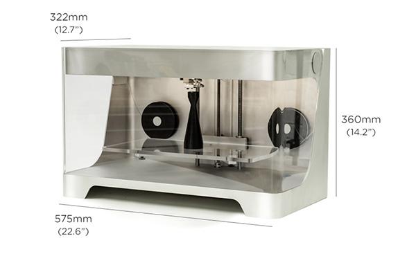 Pierwsza na świecie drukarka 3D drukująca z włókna węglowego