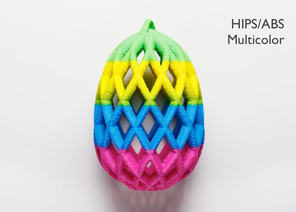 StickFilament wprowadza kolorowy filament dla drukarek 3D