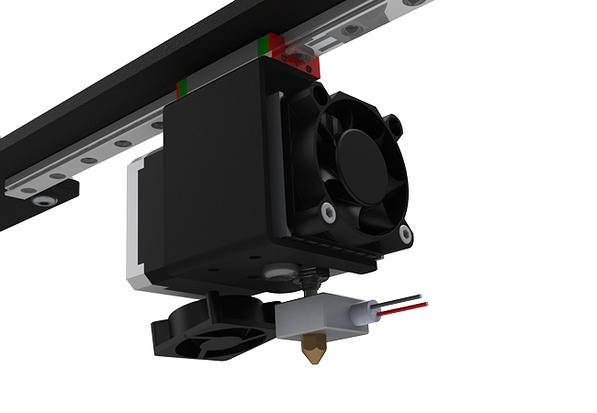 Włoska drukarka 3D iNventOne-4
