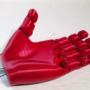 Flexy-Hand - najbardziej realistycznie wyglądająca proteza dłoni
