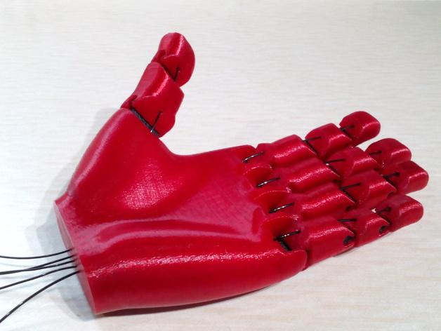 Flexy-Hand – najbardziej realistycznie wyglądająca proteza dłoni