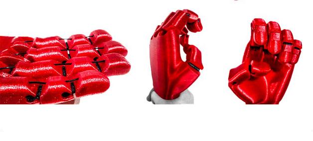 Flexy-Hand - najbardziej realistycznie wyglądająca proteza rękislider