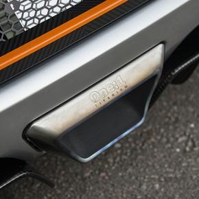 Koenigsegg One:1 - druk 3D w supersamochodzie