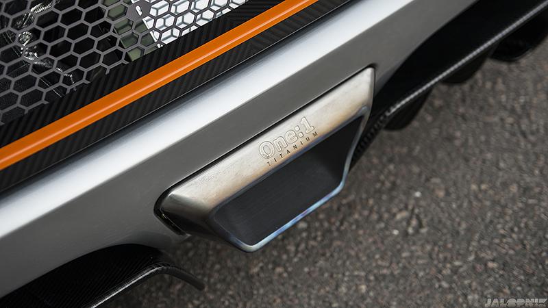 Koenigsegg One:1 – druk 3D w supersamochodzie