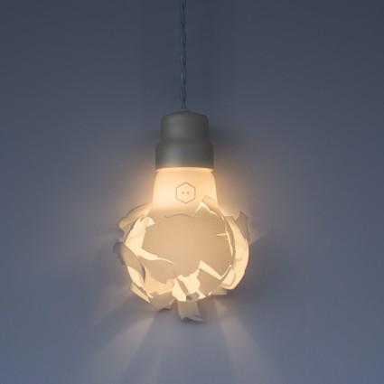 Nietypowe lampy wydrukowane przez szwedzkiego projektanta2