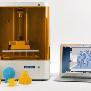 M-One - nowa drukarka 3D DLP wkrótce na kickstarterze