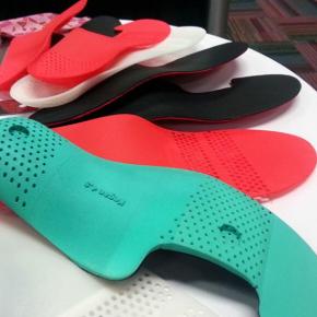SOLS System wypuszcza indywidualne drukowane 3D wkładki do butów
