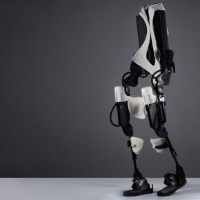Wydrukowany 3D egzoszkielet, który pomaga chodzić