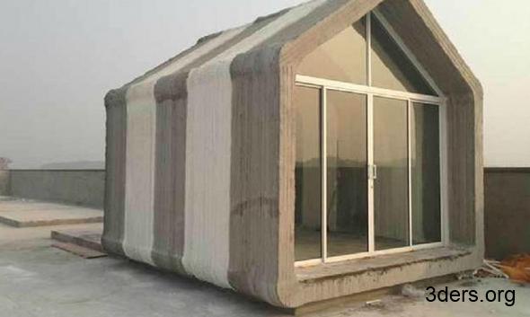10 wydrukowanych domów już stoi w Szanghaju