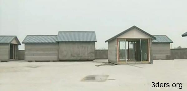 wydrukowane domy w Szanghaju-2